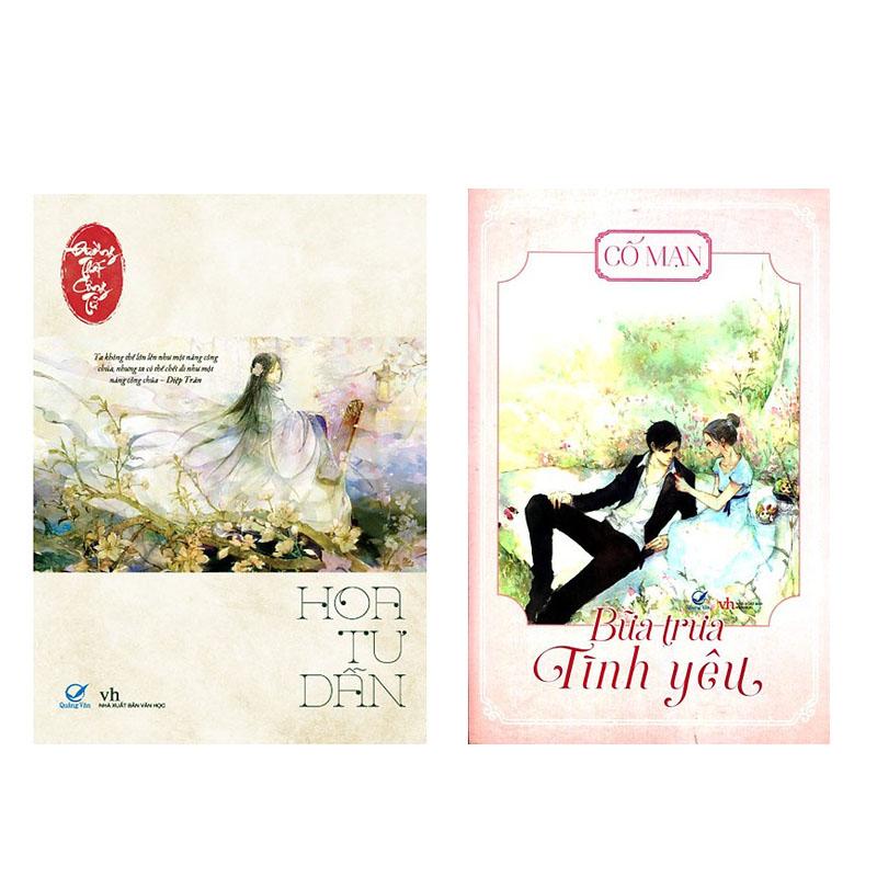 Combo Sách Hoa Tư Dẫn và Bữa Trưa Tình Yêu (Ấn Bản Kỷ Niệm)