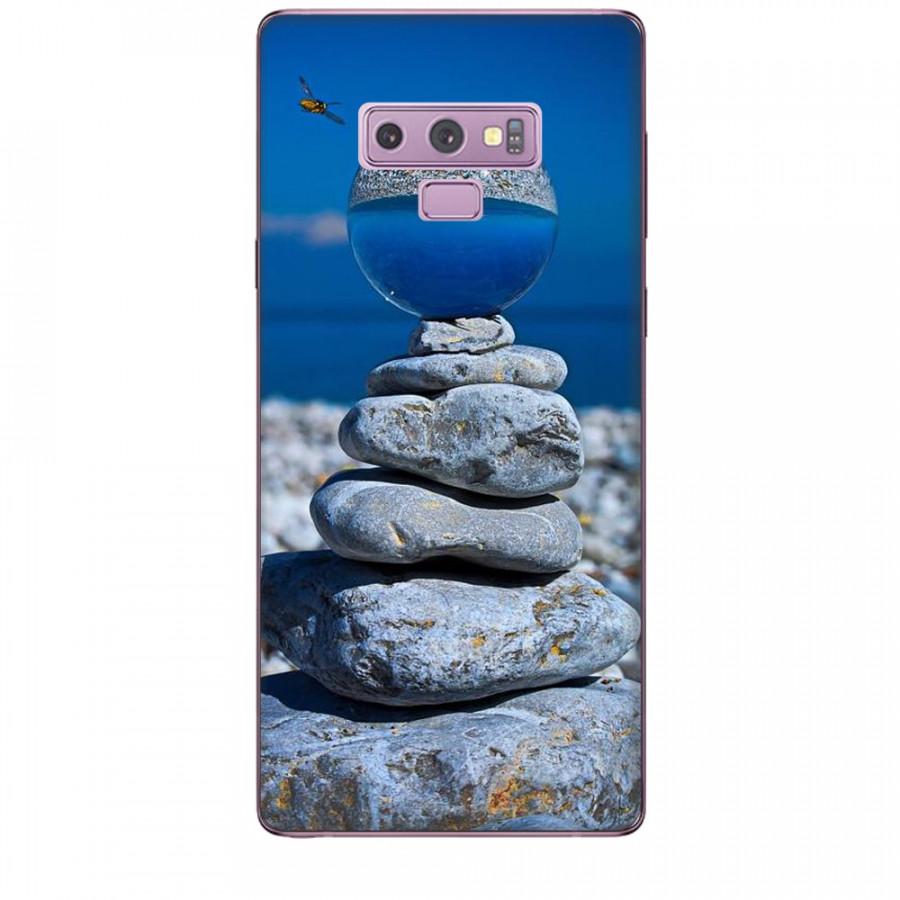 Ốp lưng dành cho điện thoại  SAMSUNG GALAXY NOTE 9 Đá Ngủ Sắc