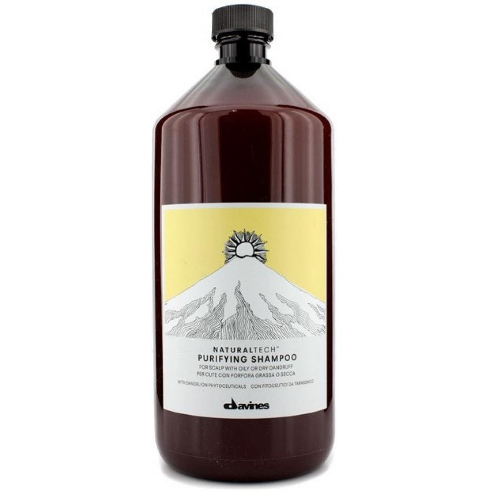 Dầu gội ngăn ngừa gàu ngứa Davines Naturaltech Purifying shampoo 1000ml
