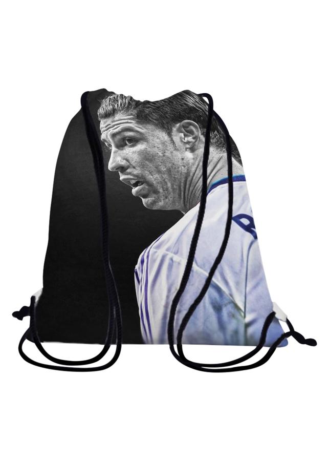Túi Dây Rút Unisex In Hình Ronaldo - BDST120