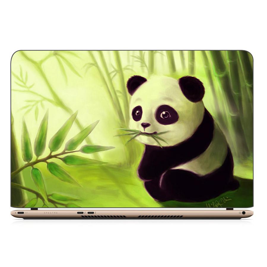 Miếng Dán Decal Laptop Hoạt Hình Dễ Thương - Mã DCLTHH141