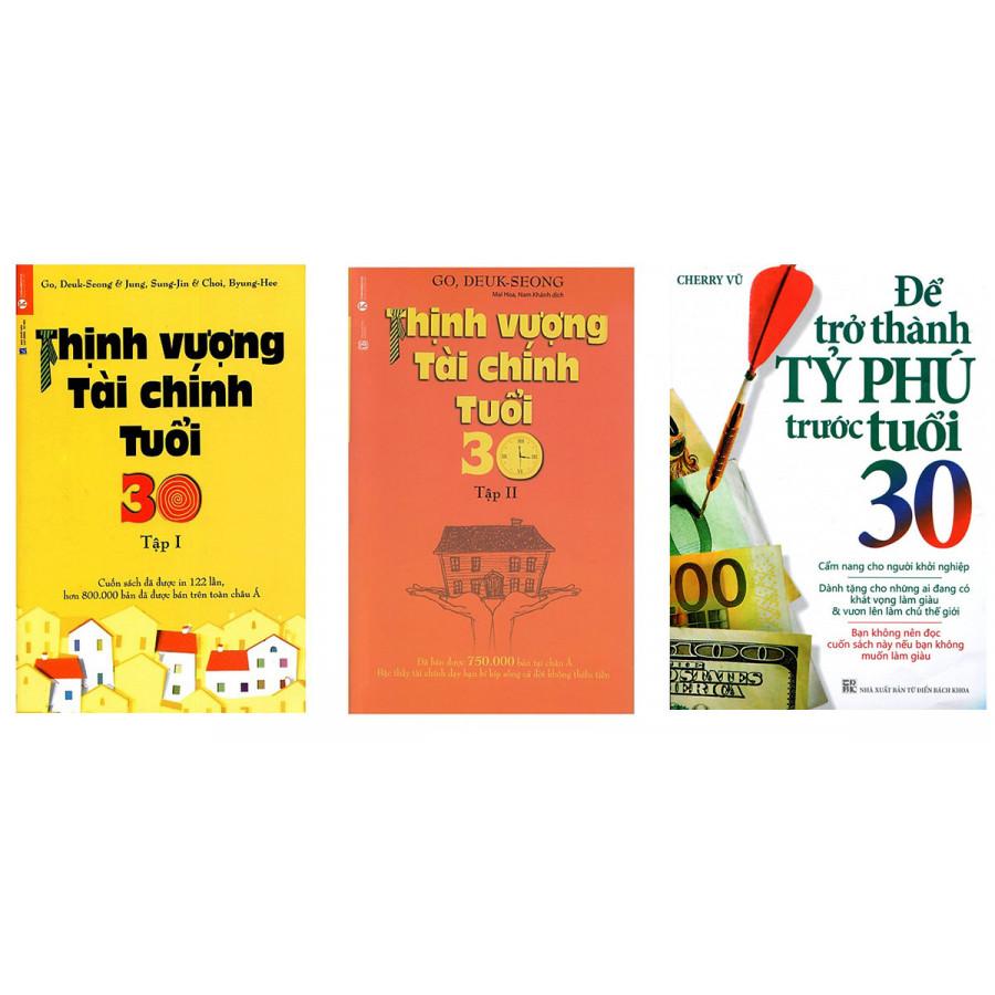 Combo thịnh vượng tài chính tuổi 30 và để trở thành tỷ phú trước tuổi 30 Tặng sổ tay - 7490837 , 6013550248161 , 62_15947489 , 248000 , Combo-thinh-vuong-tai-chinh-tuoi-30-va-de-tro-thanh-ty-phu-truoc-tuoi-30-Tang-so-tay-62_15947489 , tiki.vn , Combo thịnh vượng tài chính tuổi 30 và để trở thành tỷ phú trước tuổi 30 Tặng sổ tay