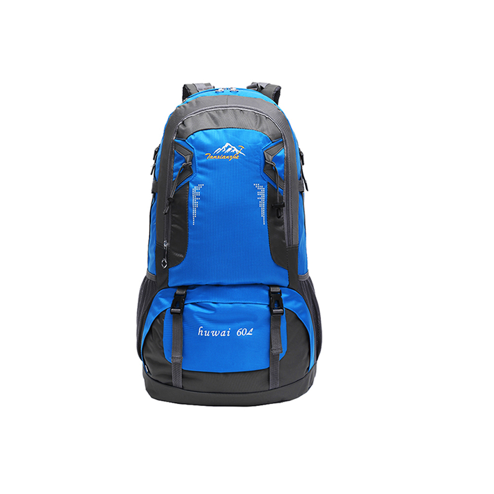 60L Backpack Hiking Backpacking Packs Outdoor Trekking Travel Daypack For Camping Climbing Mountaineering