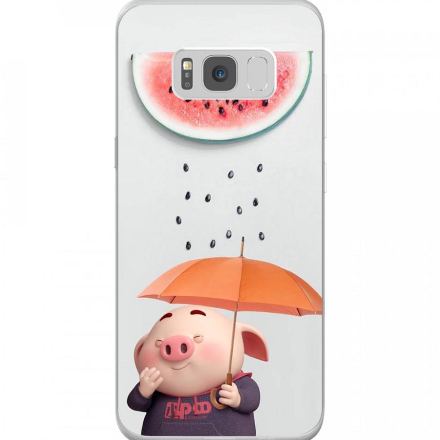 Ốp Lưng Cho Điện Thoại Samsung Galaxy S8 Plus - Mẫu aheocon 107