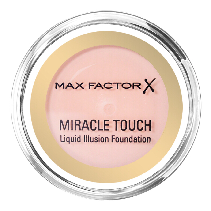 Honey fruit Buddha (Max Factor) classic moist foundation cream 40 11.5g ivory (renamed: water Yang touch foundation cream)