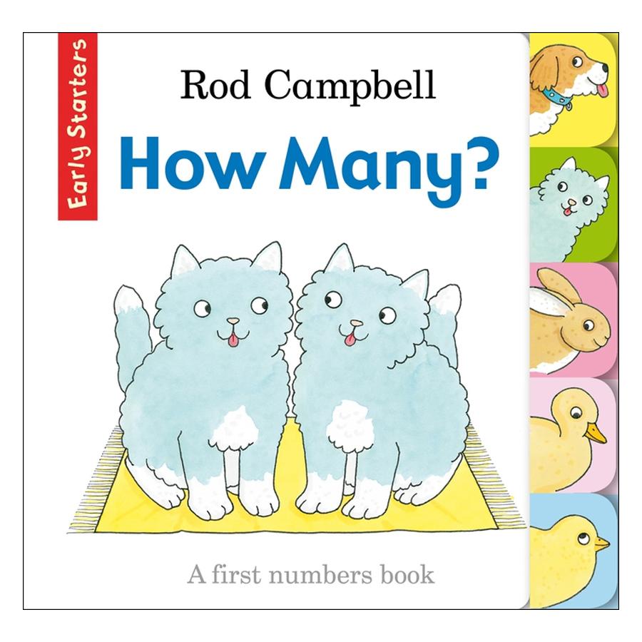 How Many? - 1083013 , 9781447243113 , 62_3925891 , 231000 , How-Many-62_3925891 , tiki.vn , How Many?