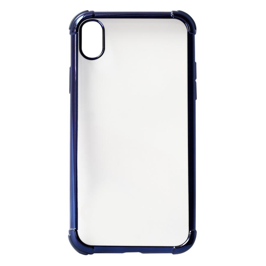 Ốp Lưng Dành Cho iPhone XR Viền Màu Chống Sốc KST