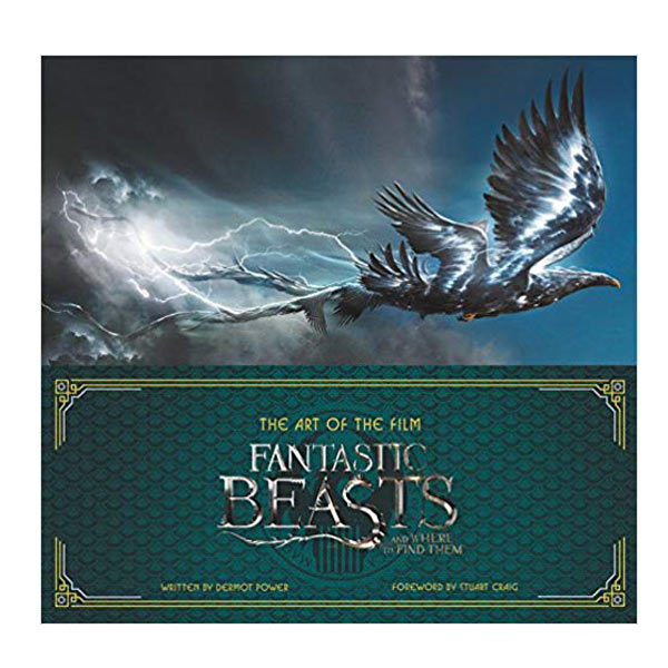 The Art of the Film: Fantastic Beasts and Where - 1222251 , 9293412436821 , 62_5225161 , 1011000 , The-Art-of-the-Film-Fantastic-Beasts-and-Where-62_5225161 , tiki.vn , The Art of the Film: Fantastic Beasts and Where