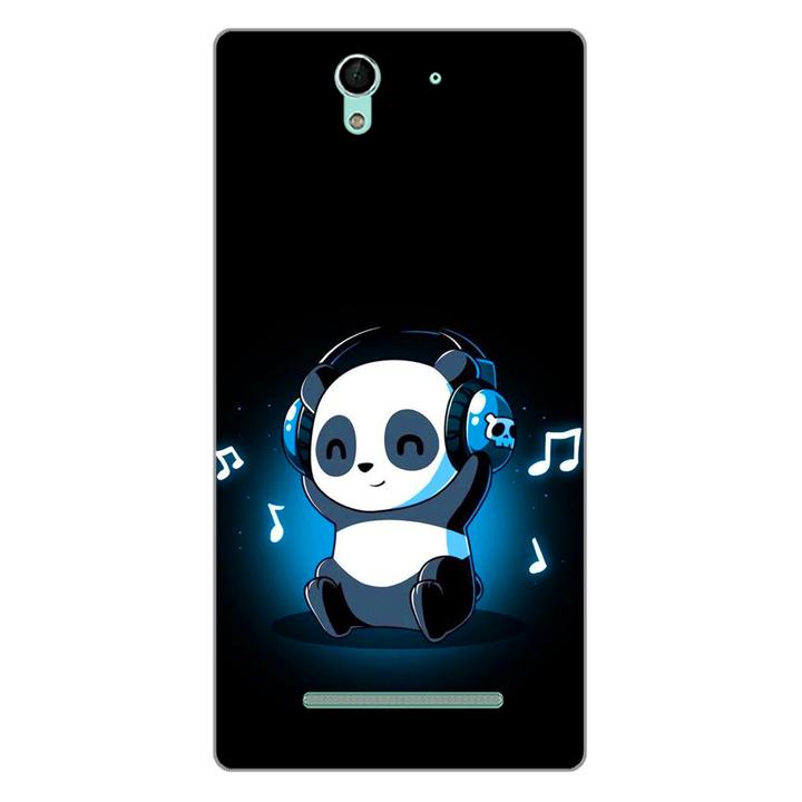 Ốp lưng dẻo cho điện thoại Sony Xperia C3 _Panda 05 - 777031 , 4865863386380 , 62_11306748 , 200000 , Op-lung-deo-cho-dien-thoai-Sony-Xperia-C3-_Panda-05-62_11306748 , tiki.vn , Ốp lưng dẻo cho điện thoại Sony Xperia C3 _Panda 05