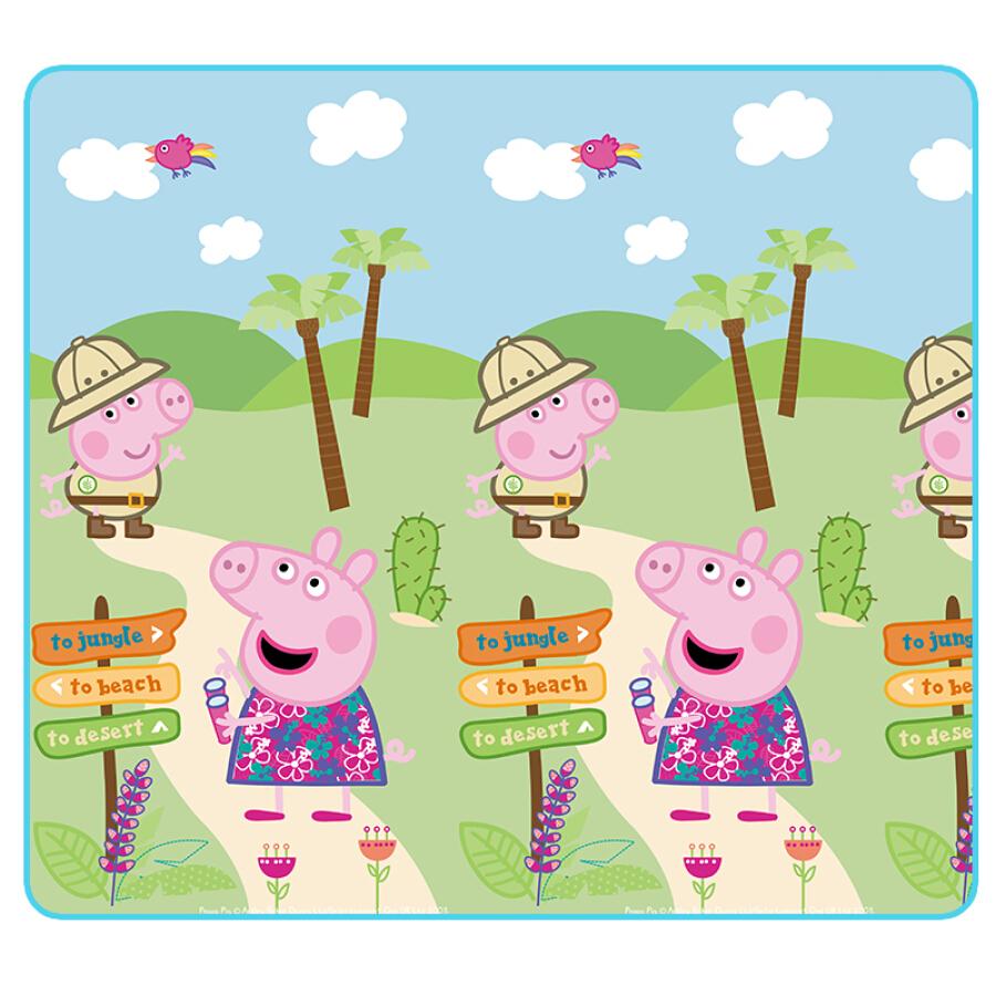 Thảm Picnic Trang Trí Nhân Vật Hoạt Hình Piggy Pig Peppa Pig 180*150*0.5cm - 1604317 , 1574492634627 , 62_9074536 , 637000 , Tham-Picnic-Trang-Tri-Nhan-Vat-Hoat-Hinh-Piggy-Pig-Peppa-Pig-1801500.5cm-62_9074536 , tiki.vn , Thảm Picnic Trang Trí Nhân Vật Hoạt Hình Piggy Pig Peppa Pig 180*150*0.5cm
