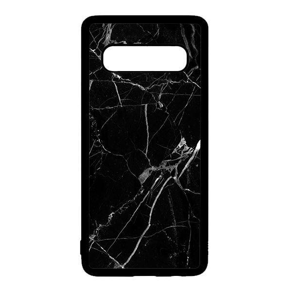 Ốp lưng điện thoại dành cho Samsung S10 Plus Stone Black