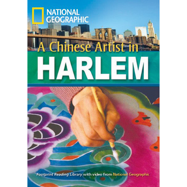 A Chinese Artist in Harlem: Footprint Reading Library 2200