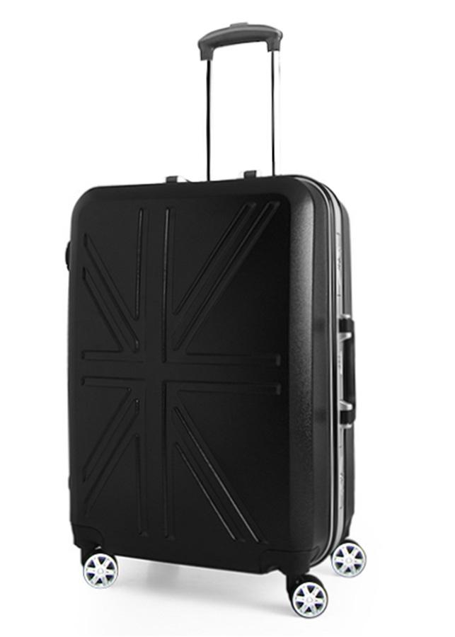 Vali khóa khung nhôm nhựa nhám nam tính TT017