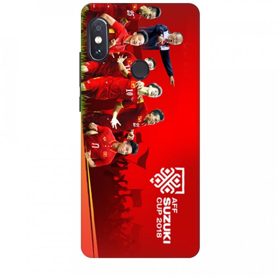 Ốp Lưng Dành Cho Xiaomi Note 5 Pro AFF Cup - Đội Tuyển Việt Nam Mẫu 1
