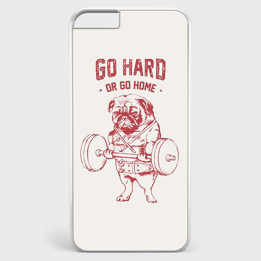 Ốp Lưng Dẻo Dành Cho Iphone 6/6S In Hình Art Print 84