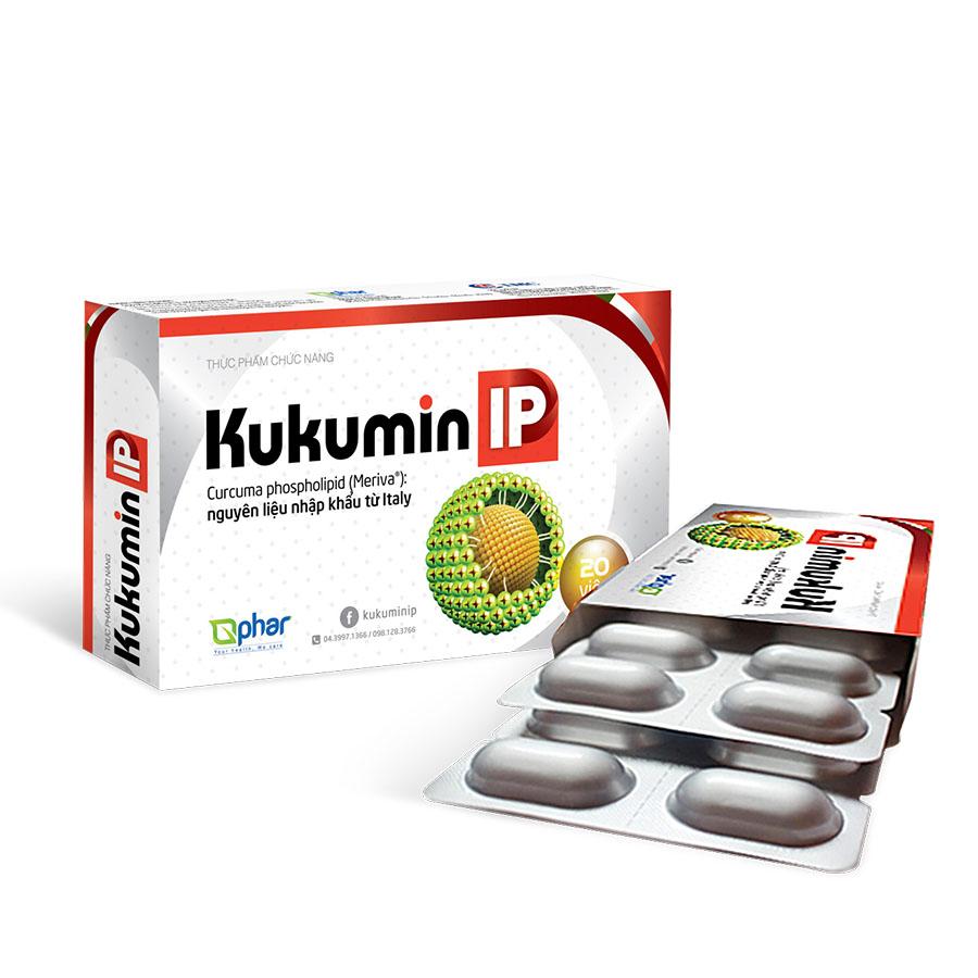 Thực phẩm bảo vệ sức khỏe KUKUMIN IP (Chứa Curcumin Phytosome từ Italia) - cho người trào ngược và viêm loét dạ dày... - 1577563 , 4009387082858 , 62_10372118 , 260000 , Thuc-pham-bao-ve-suc-khoe-KUKUMIN-IP-Chua-Curcumin-Phytosome-tu-Italia-cho-nguoi-trao-nguoc-va-viem-loet-da-day...-62_10372118 , tiki.vn , Thực phẩm bảo vệ sức khỏe KUKUMIN IP (Chứa Curcumin Phytosome