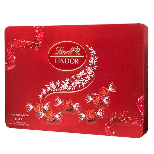 Socola Lindt Lindor Milk (264g) - 1441496 , 7610400060943 , 62_7632935 , 354000 , Socola-Lindt-Lindor-Milk-264g-62_7632935 , tiki.vn , Socola Lindt Lindor Milk (264g)