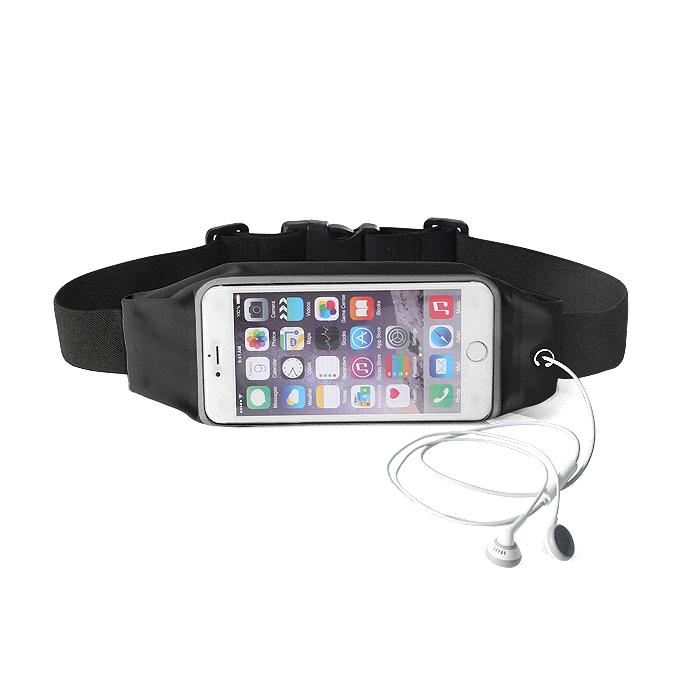 Túi đeo bụng tập thể dục cho điện thoại thế hệ mới 01- Màu ngẫu nhiên