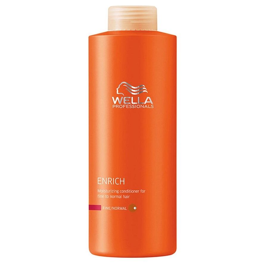 Dầu xả tăng cường dưỡng chất cho tóc khô mảnh Wella Professionals Enrich Moisturizing Conditioner for Dry and Damaged Hair...