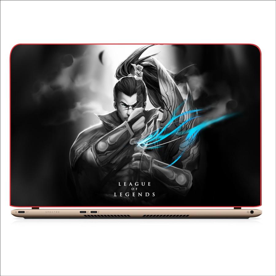 Miếng Dán Skin Decal Dành Cho Laptop - Yasuo 1
