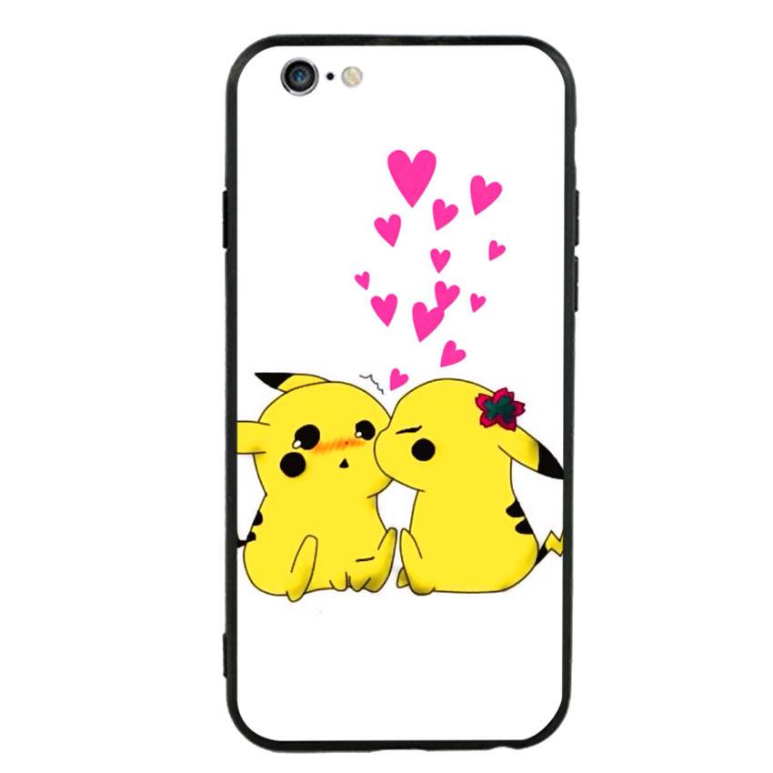 Ốp lưng nhựa cứng viền dẻo TPU cho điện thoại Iphone 6 Plus/6s Plus - Pikachu 02 - 6405393 , 4290597886545 , 62_15819618 , 130000 , Op-lung-nhua-cung-vien-deo-TPU-cho-dien-thoai-Iphone-6-Plus-6s-Plus-Pikachu-02-62_15819618 , tiki.vn , Ốp lưng nhựa cứng viền dẻo TPU cho điện thoại Iphone 6 Plus/6s Plus - Pikachu 02