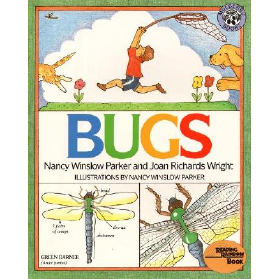 Bugs (Reading Rainbow Books)