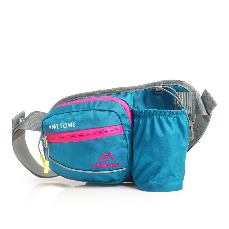 Túi đeo hông bụng thể thao Maleroads MLS2515 - Màu ngẫu nhiên
