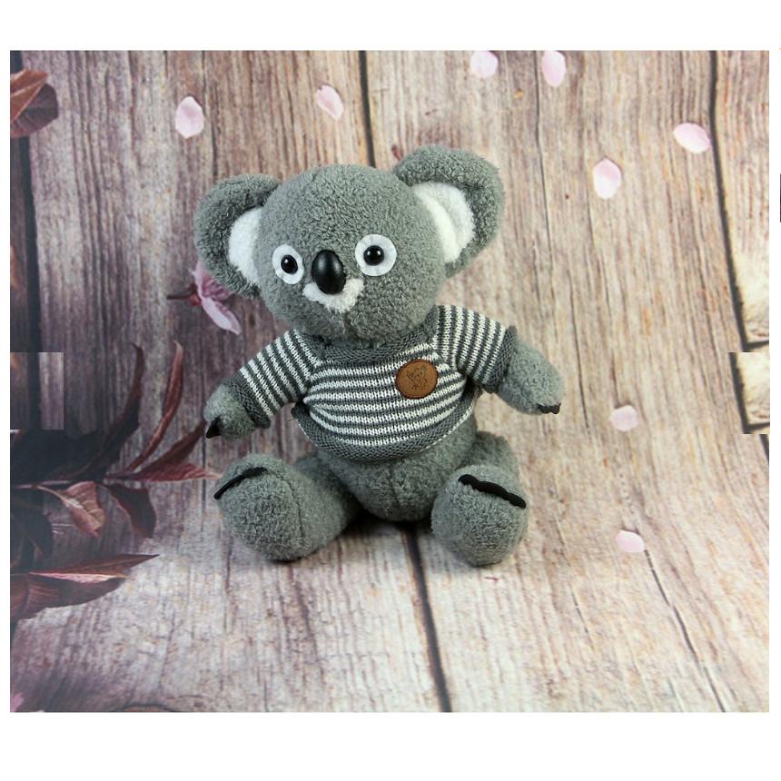 Thú Bông Oenpe Gấu Koala Xám Đáng Yêu