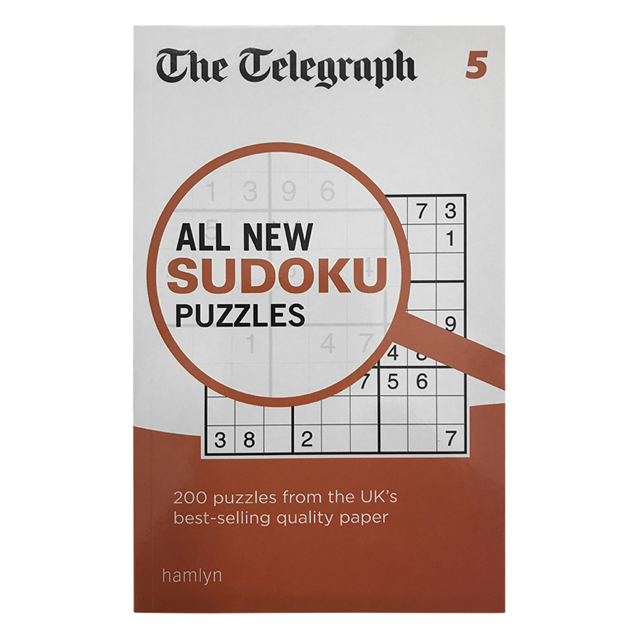 The Telegraph All New Sudoku Puzzles 5