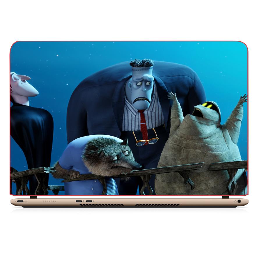 Mẫu Dán Decal Laptop Cinema - DCLTPR 025