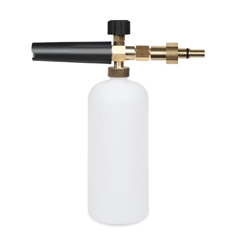 Bình xà phòng phun bọt tuyết dùng cho máy bơm xịt rửa ô tô - 804262 , 1527673135994 , 62_10130791 , 395000 , Binh-xa-phong-phun-bot-tuyet-dung-cho-may-bom-xit-rua-o-to-62_10130791 , tiki.vn , Bình xà phòng phun bọt tuyết dùng cho máy bơm xịt rửa ô tô
