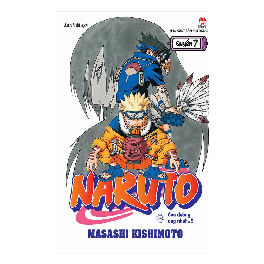 Naruto - Tập 7 - 18380011 , 5967546159959 , 62_20461870 , 22000 , Naruto-Tap-7-62_20461870 , tiki.vn , Naruto - Tập 7