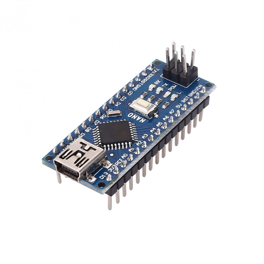 Arduino Nano V3 Compatible ATMEGA328P CH340 Modified USB To TTL Without USB Line