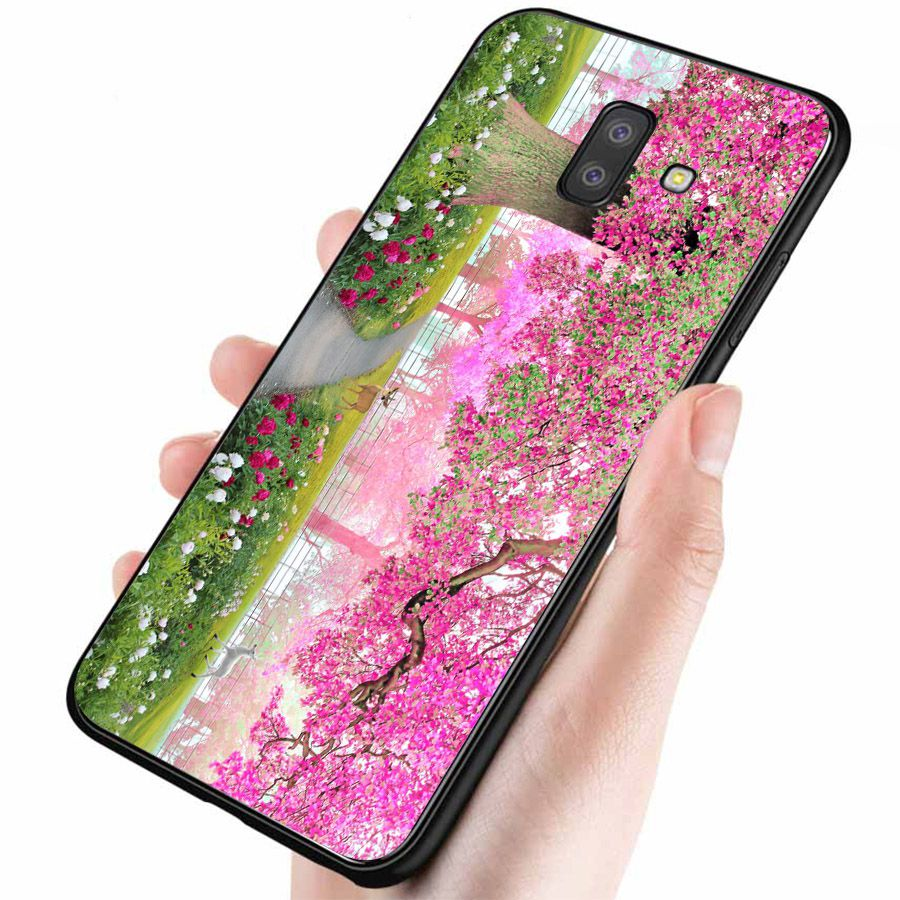 Ốp lưng cứng viền dẻo dành cho điện thoại Samsung Galaxy J4 - Vườn Hoa MS VHOA036 - Hàng Chính Hãng - 15592487 , 2953822117303 , 62_25844813 , 150000 , Op-lung-cung-vien-deo-danh-cho-dien-thoai-Samsung-Galaxy-J4-Vuon-Hoa-MS-VHOA036-Hang-Chinh-Hang-62_25844813 , tiki.vn , Ốp lưng cứng viền dẻo dành cho điện thoại Samsung Galaxy J4 - Vườn Hoa MS VHOA03