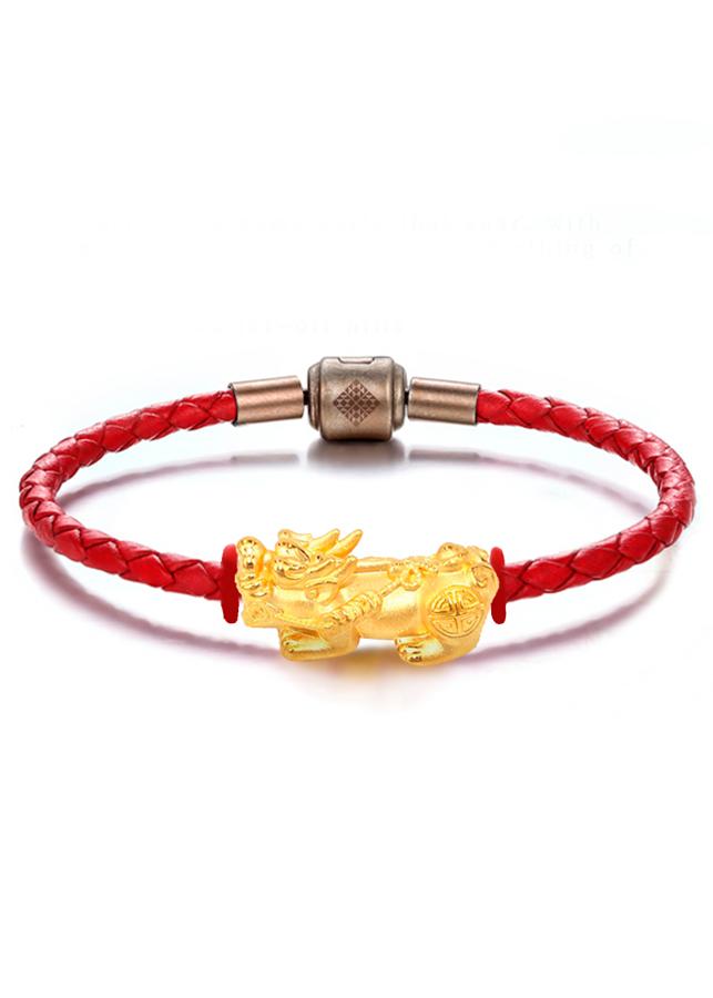 Vòng tay dây da  Tỳ hưu siêu đại vàng 24k nguyên chất - Ancarat - 7105057 , 1355137122927 , 62_10402626 , 6500000 , Vong-tay-day-da-Ty-huu-sieu-dai-vang-24k-nguyen-chat-Ancarat-62_10402626 , tiki.vn , Vòng tay dây da  Tỳ hưu siêu đại vàng 24k nguyên chất - Ancarat