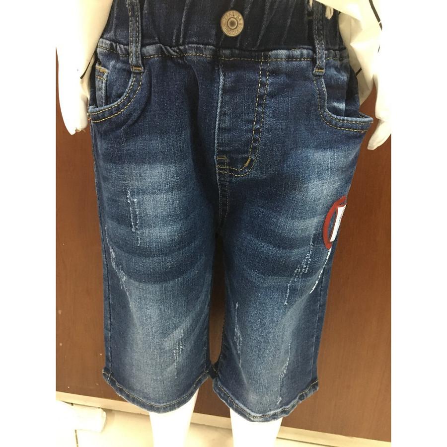 Quần Short Jeans Bé Trai Cao Cấp - 2103040 , 6337670343286 , 62_13211255 , 320000 , Quan-Short-Jeans-Be-Trai-Cao-Cap-62_13211255 , tiki.vn , Quần Short Jeans Bé Trai Cao Cấp