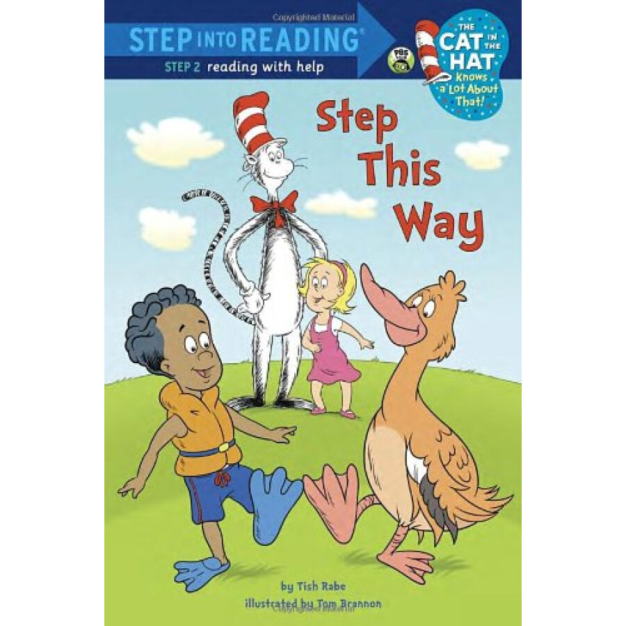 Step This Way (Step Into Reading, Level 2) - 1232743 , 7864842795523 , 62_5256343 , 108000 , Step-This-Way-Step-Into-Reading-Level-2-62_5256343 , tiki.vn , Step This Way (Step Into Reading, Level 2)