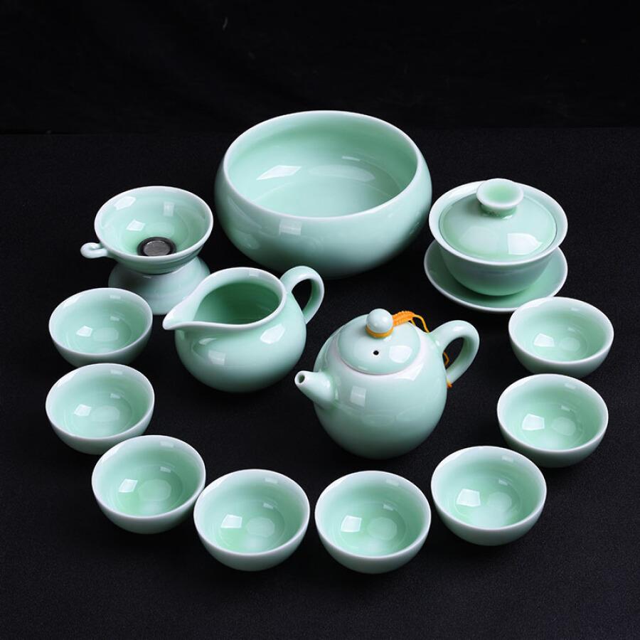 Bộ Tách Trà Porcelain - 6121208 , 5422854891668 , 62_8978213 , 1609000 , Bo-Tach-Tra-Porcelain-62_8978213 , tiki.vn , Bộ Tách Trà Porcelain