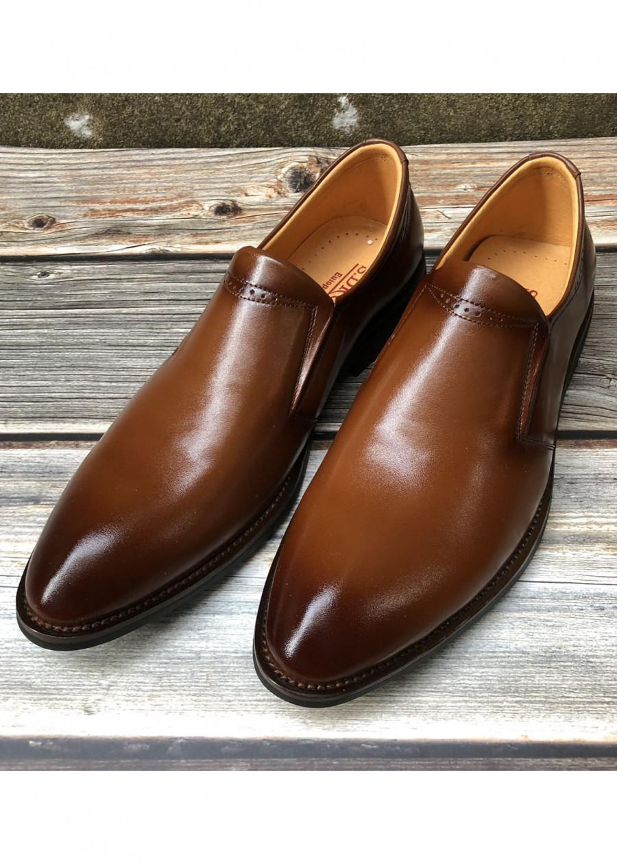 Giày Tây Nam Da Thật MS013