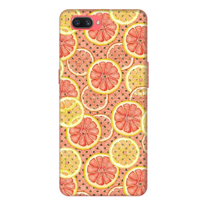 Ốp lưng cho điện thoại Realme C1 hình Lemon