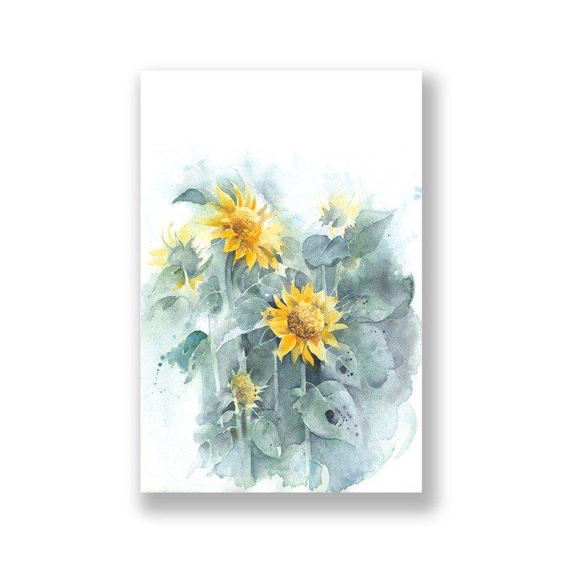Tranh Canvas những bông hoa hướng dương - 2263177 , 6524765129225 , 62_14504352 , 908000 , Tranh-Canvas-nhung-bong-hoa-huong-duong-62_14504352 , tiki.vn , Tranh Canvas những bông hoa hướng dương