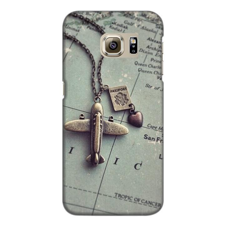 Ốp Lưng Dành Cho Samsung Galaxy S7 Edge Mẫu 188
