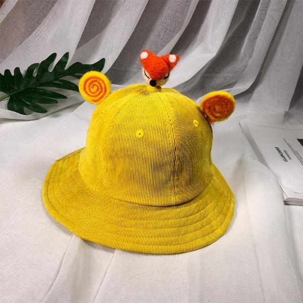 Mũ Nón cho bé Fisherbaby