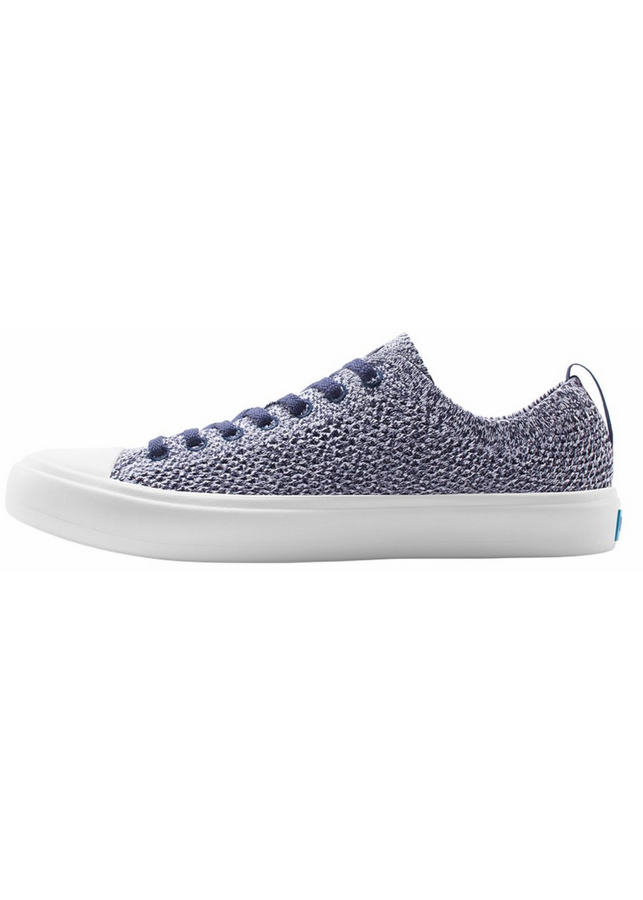 Giày Sneakers Unisex People Phillips Knit NC01K-019 - Paddington Blue W/ Yeti White