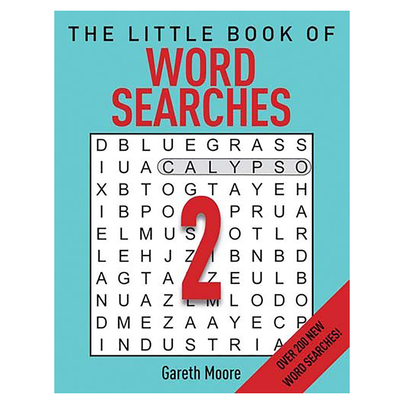 Little Bk Of Wordsearches 2 (2016)