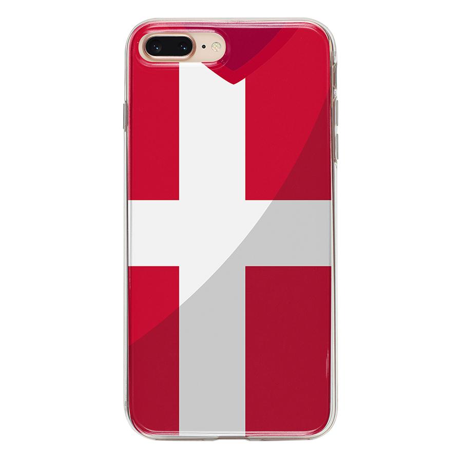 Ốp Lưng Mika Cho iPhone 7 Plus / 8 Plus DENMARK-C-IP7