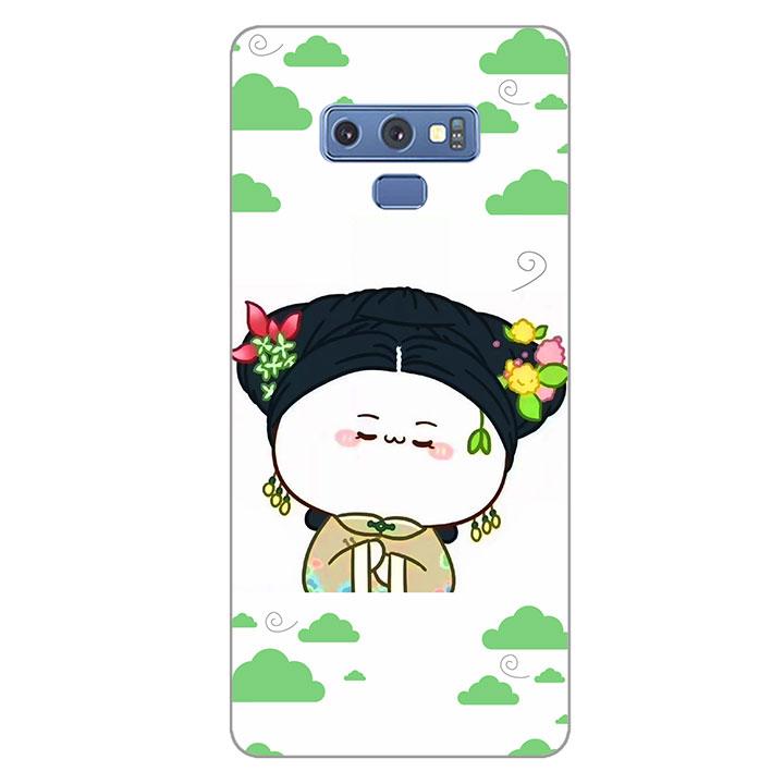 Ốp Lưng Dẻo Diên Hy Công Lược Cho Điện Thoại Samsung Galaxy Note 9 - Phú Sát Hoàng Hậu
