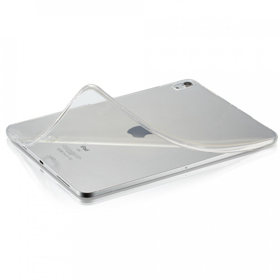 Ốp lưng silicon dẻo  trong suốt cho iPad Pro 12.9 (2018)