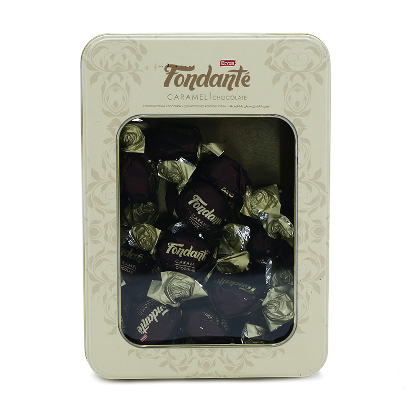 Kẹo Chocolate Fondante Cửa Sổ Elvan - Trắng (250g/Hộp) - 1919147 , 5718417509676 , 62_14687360 , 142000 , Keo-Chocolate-Fondante-Cua-So-Elvan-Trang-250g-Hop-62_14687360 , tiki.vn , Kẹo Chocolate Fondante Cửa Sổ Elvan - Trắng (250g/Hộp)