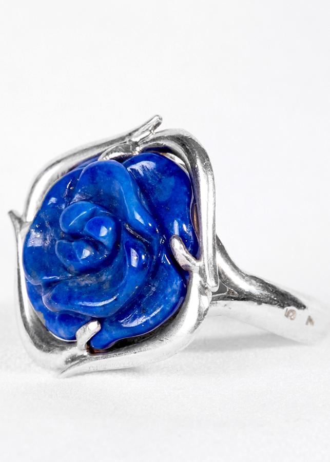 Nhẫn Bạc Đính Hoa Mẫu Đơn Đá Lapis Lazuli Ngọc Quý Gemstones - 1761205 , 5515474095209 , 62_12429745 , 2680000 , Nhan-Bac-Dinh-Hoa-Mau-Don-Da-Lapis-Lazuli-Ngoc-Quy-Gemstones-62_12429745 , tiki.vn , Nhẫn Bạc Đính Hoa Mẫu Đơn Đá Lapis Lazuli Ngọc Quý Gemstones